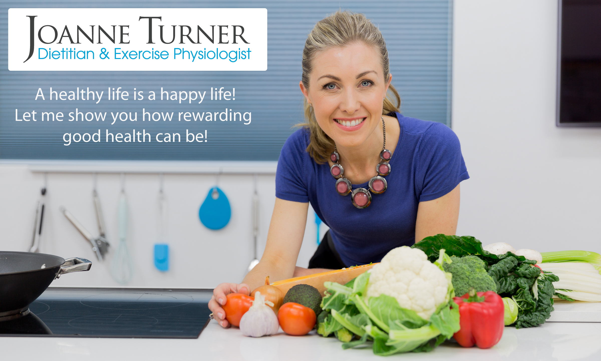 Joanne Turner Dietitian Exercise Physiologist